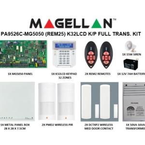 Rusan Electronics Security System