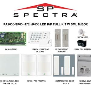 Rusan Electronics Alarm Kit Security